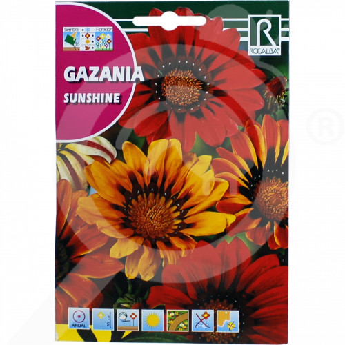 eu rocalba seed gazania sunshine 0 2 g - 0