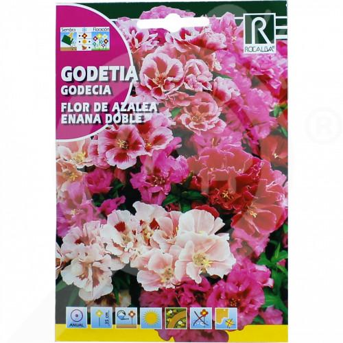 eu rocalba seed flor de azalea enana doble 3 g - 0