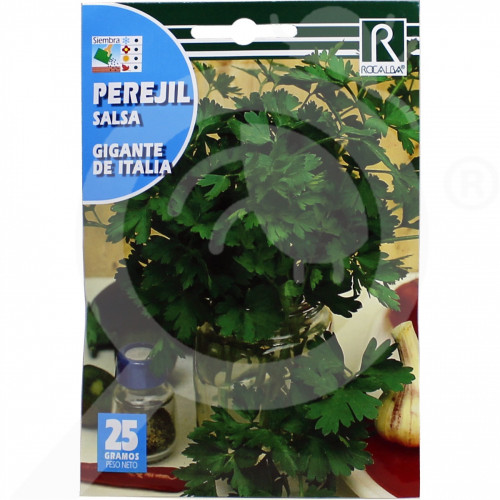 eu rocalba seed parsley gigante de italia 25 g - 0