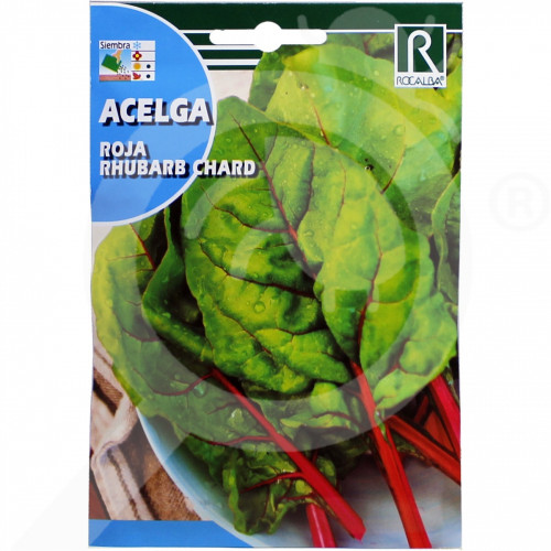 eu rocalba seed beet roja rhubarb chard 10 g - 0