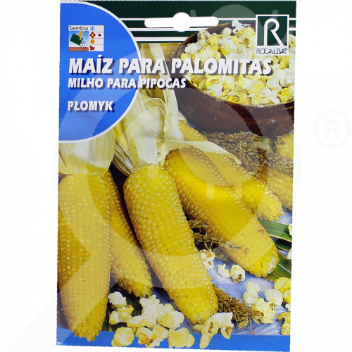 eu rocalba seed popcorn corn plomyk 10 g - 0