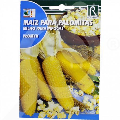 eu rocalba seed popcorn corn plomyk 100 g - 0