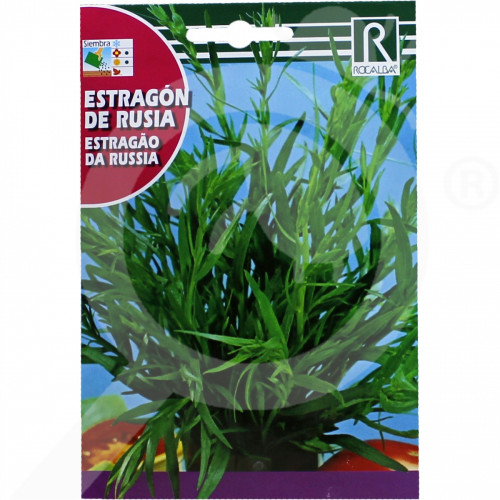 eu rocalba seed tarragon estragon de russia 100 g - 0