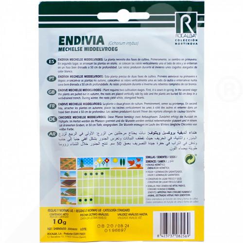 eu rocalba seed endive mechelse middelvroeg 10 g - 0