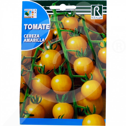 eu rocalba seed tomatoes cereza amarilla 0 1 g - 0