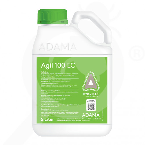 eu adama herbicide agil 100 ec 5 l - 3