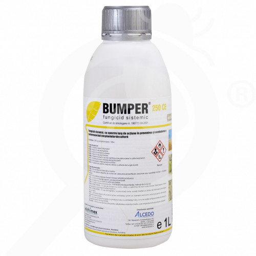 eu adama fungicid bumper 250 ec 1 litru - 1