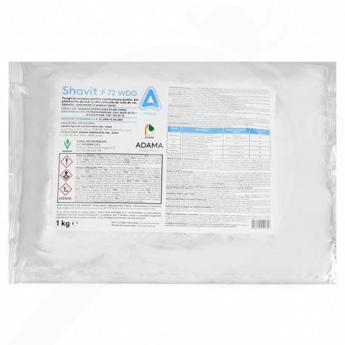 eu adama fungicid shavit f 72 wdg 1 kg - 1