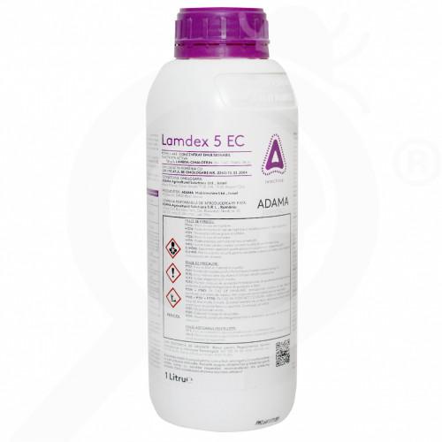 eu adama insecticid agro lamdex 5 ec 1 litru - 1