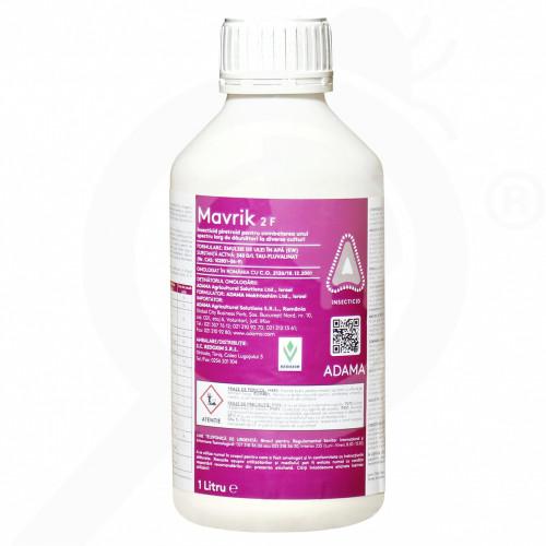 eu adama insecticid agro mavrik 2 f 1 litru - 1
