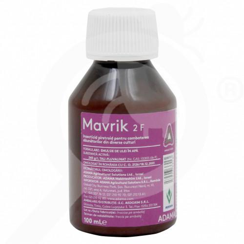 eu adama insecticid agro mavrik 2 f 100 ml - 1