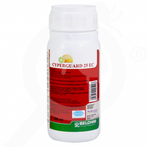 eu agriphar insecticid agro cyperguard 25 ec 100 ml - 1