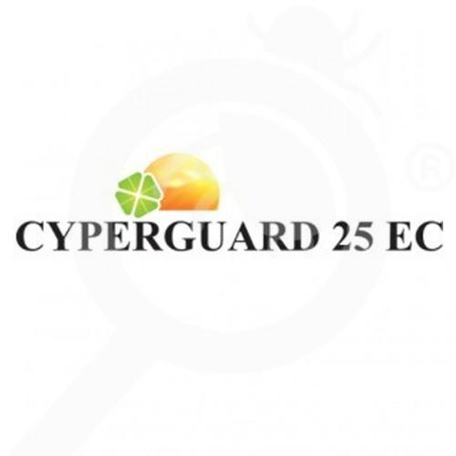 eu agriphar insecticid agro cyperguard 25 ec 5 litri - 1