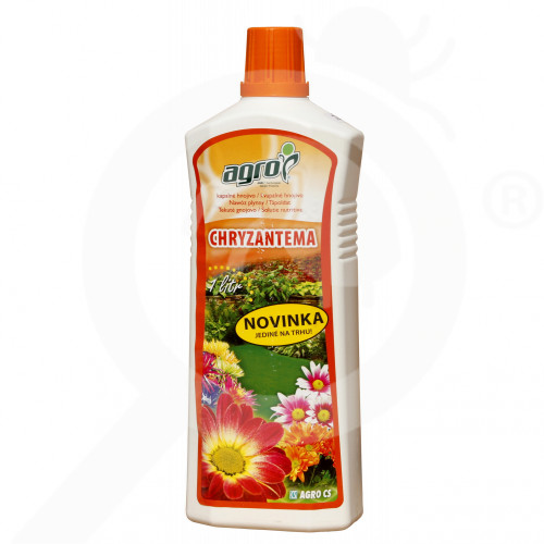 eu agro cs fertilizer chrysanthemums liquid 1 l - 0