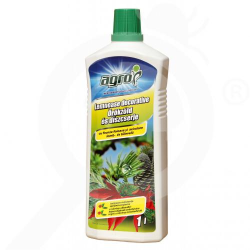 eu agro cs fertilizer ornamental woody plant liquid 1 l - 0