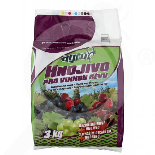 eu agro cs fertilizer vine 3 kg - 0