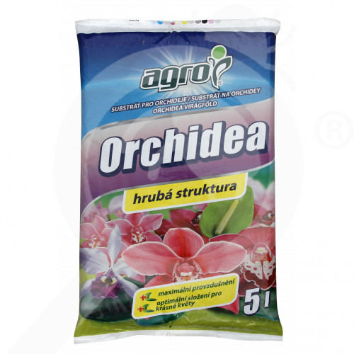 eu agro cs substrate orchid substrate 5 l - 0