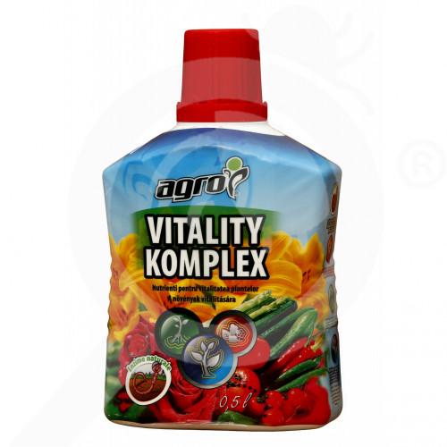 eu agro cs fertilizer vitality komplex 500 ml - 0