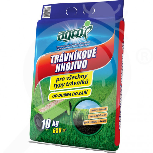 eu agro cs fertilizer grass 10 kg - 0