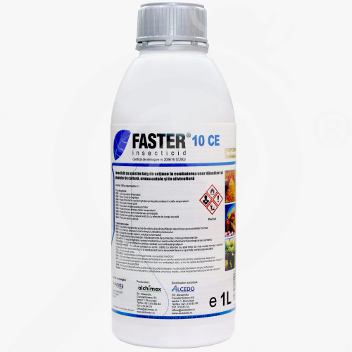 eu alchimex insecticid agro faster 10 ce 1 litru - 1