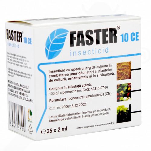 eu alchimex insecticid agro faster 10 ce 2 ml - 1