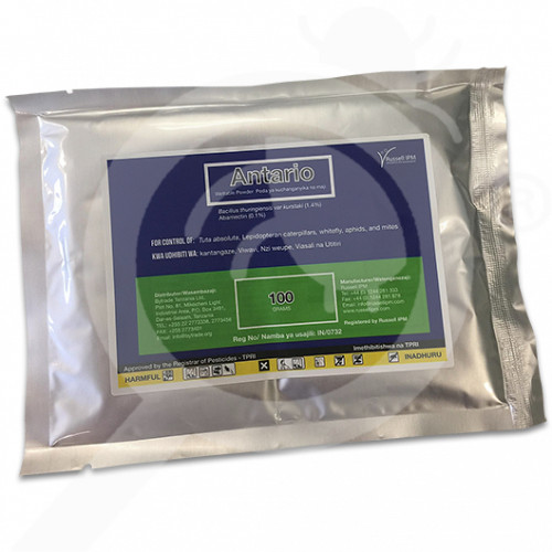 eu russell ipm insecticide crop antario 100 g - 0