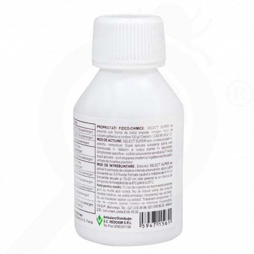 eu arysta lifescience erbicid select super 120 ec 100 ml - 2
