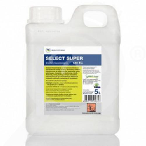 eu arysta lifescience erbicid select super 120 ec 5 litri - 1