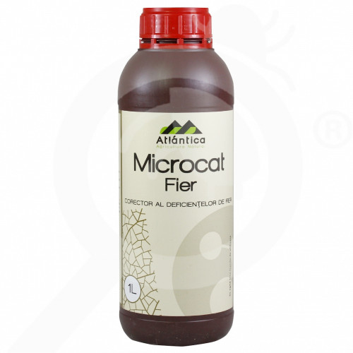 eu atlantica agricola fertilizer microcat fe 1 l - 0