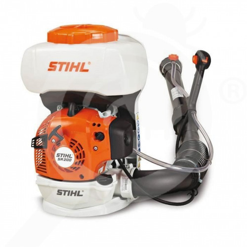 eu stihl sprayer sr 200 - 7