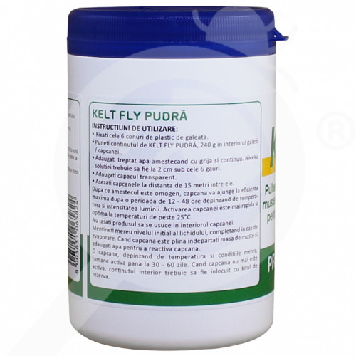 eu zapi spa attractant kelt fly bait 240 g - 1