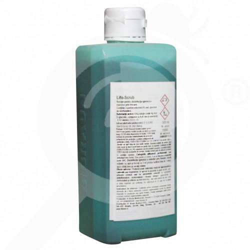 eu b braun disinfectant lifo scrub 1 l - 3