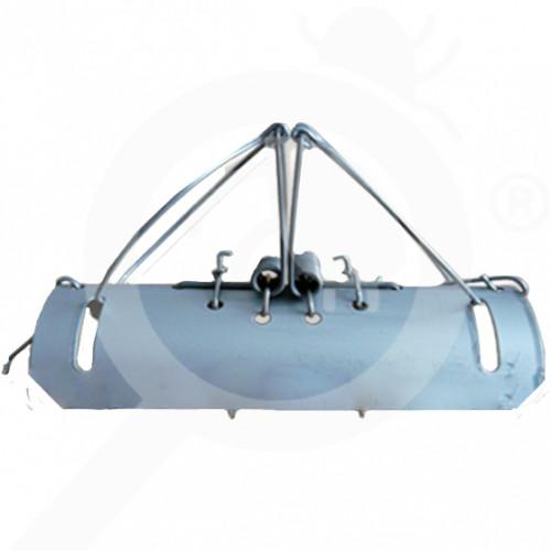 eu ghilotina trap half barrel mole trap - 0