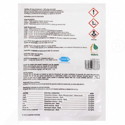 eu basf fungicid acrobat mz 69 wg 20 g - 1