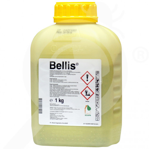 eu basf fungicid bellis 1 kg - 1