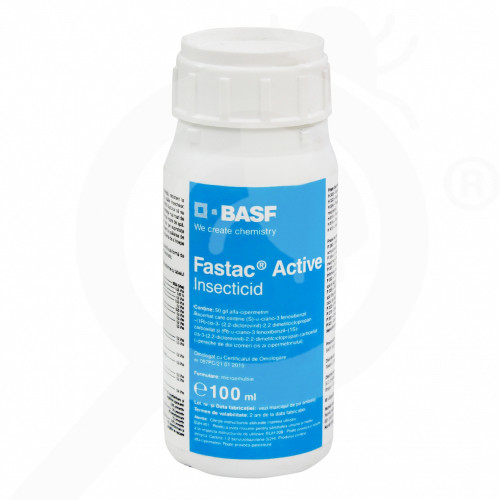 eu basf insecticid agro fastac active 100 ml - 1