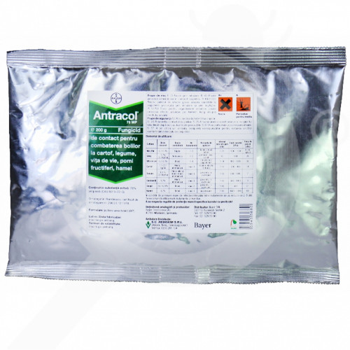 eu bayer fungicide antracol 70 wp 200 g - 2