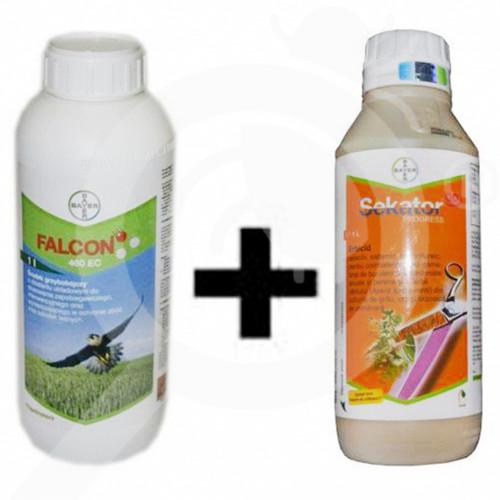eu bayer fungicid falcon 15l erbicid sekator progress od 3 litri - 1