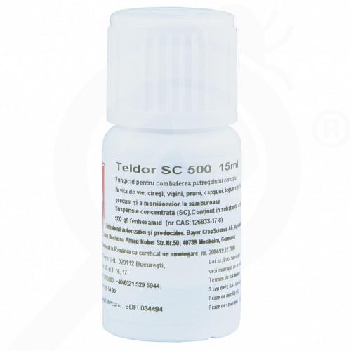eu bayer fungicid teldor 500 sc 15 ml - 1