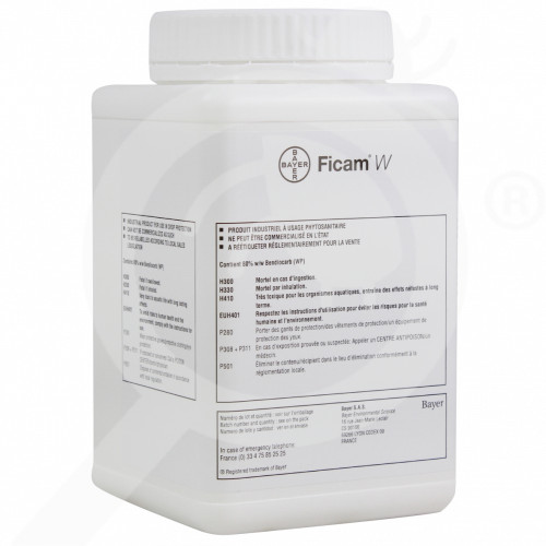 bayer insecticide ficam wp 80 500 g - 1