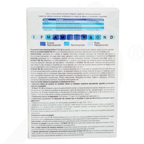bayer insecticide k obiol ec 25 10 ml - 1