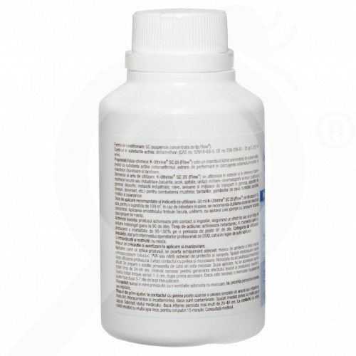 bayer insecticide k othrine sc25 100 ml - 1