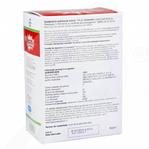 eu bayer insecticid agro decis expert 100 ec 2.5 ml - 1