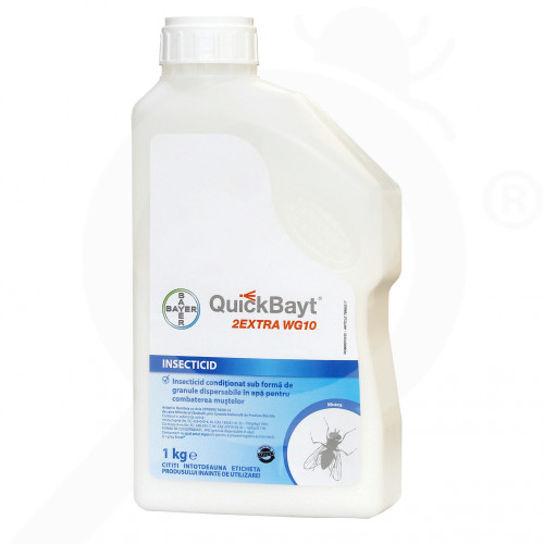 eu bayer insecticide quickbayt 2extra wg 10 1 kg - 6