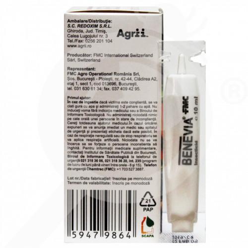 eu fmc insecticide crop benevia 10 ml - 1