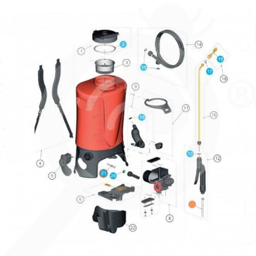 birchmeier sprayer rea 15 az1 - 1