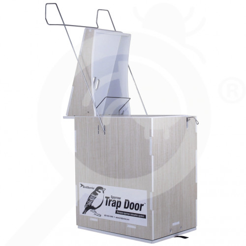 eu bird barrier trap door sparrow - 3