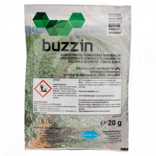 eu sharda cropchem herbicide buzzin 20 g - 0