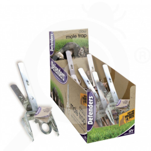 stv trap defenders stv 312 mole trap - 2