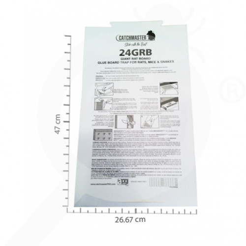 catchmaster trap 24grb - 1